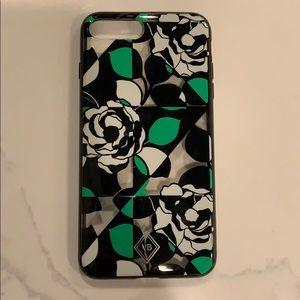 Vera Bradley hard shell iPhone 6/7 case